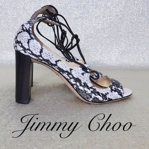 100% AUTHENTIC JIMMY CHOO